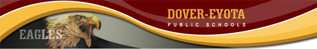 Dover-Eyota Public Schools banner