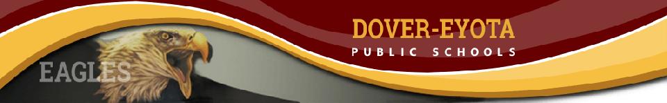 """Dover-Eyota Public Schools Banner"""